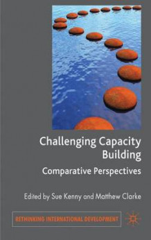 Challenging Capacity Building (Innbundet)