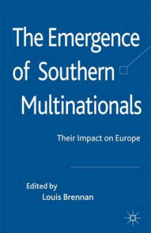 Emergence of Southern Multinationals av Louis Brennan (Innbundet)