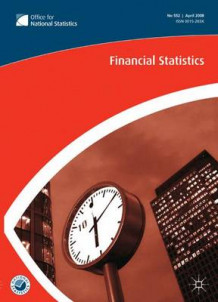 Financial Statistics: October 2009 No. 570 av Office for National Statistics (Heftet)