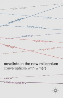 Novelists in the New Millennium av Vanessa Guignery (Innbundet)