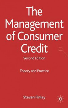 The Management of Consumer Credit av Steven Finlay (Innbundet)