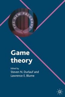 Game Theory (Heftet)