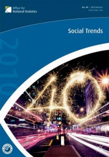 Social Trends (40th Edition) av Office for National Statistics (Heftet)