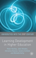 Learning Development in Higher Education av Peter Hartley, John Hilsdon og Christine Keenan (Heftet)