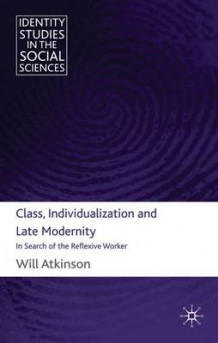 Class, Individualization and Late Modernity av Will Atkinson (Innbundet)