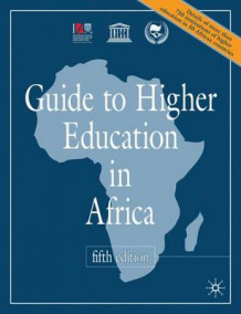 Guide to Higher Education in Africa 2010 av International Association of Universities (Heftet)