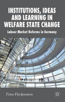 Institutions, Ideas and Learning in Welfare State Change av Timo Fleckenstein (Innbundet)