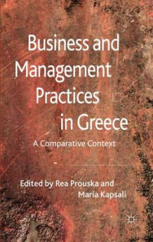 Business and Management Practices in Greece (Innbundet)