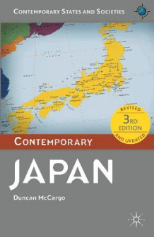 Contemporary Japan av Duncan McCargo (Innbundet)