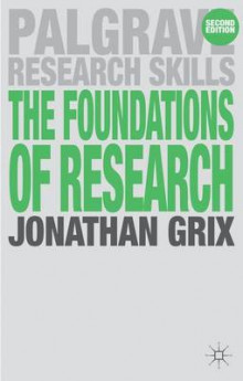 The Foundations of Research av Jonathan Grix (Heftet)
