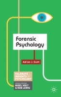 Forensic Psychology av Adrian Scott (Heftet)