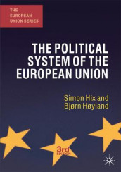 Omslag - The Political System of the European Union