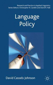 Language Policy av David Cassels Johnson (Innbundet)