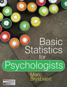 Basic Statistics for Psychologists av Marc Brysbaert (Heftet)