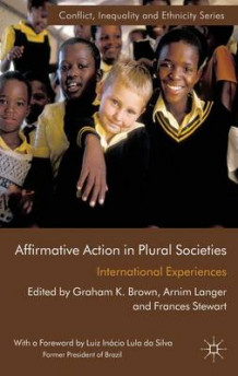 Affirmative Action in Plural Societies (Innbundet)