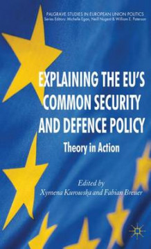 Explaining the EU's Common Security and Defence Policy (Innbundet)