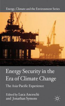 Energy Security in the Era of Climate Change (Innbundet)