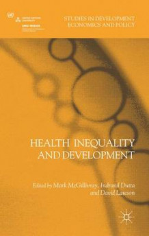 Health Inequality and Development (Innbundet)