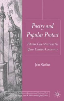 Poetry and Popular Protest av John Gardner (Innbundet)