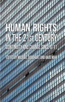 Human Rights in the 21st Century (Innbundet)