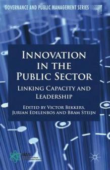Innovation in the Public Sector (Innbundet)