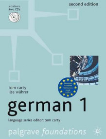 Foundations German 1: 1 av Tom Carty og Ilse Wuhrer (Heftet)