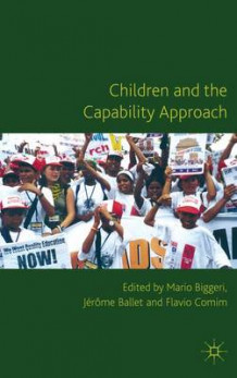 Children and the Capability Approach (Innbundet)