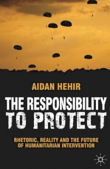 The Responsibility to Protect av Aidan Hehir (Heftet)