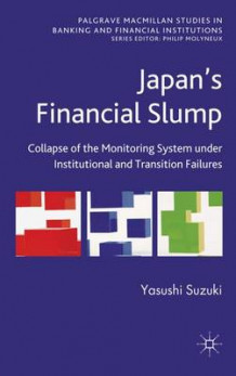 Japan's Financial Slump av Yasushi Suzuki (Innbundet)