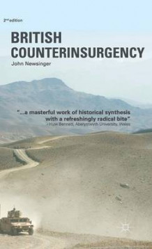 British Counterinsurgency 2015 av John Newsinger (Innbundet)