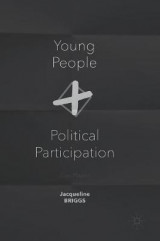 Omslag - Young People and Political Participation 2016