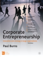 Corporate Entrepreneurship av Paul Burns (Heftet)