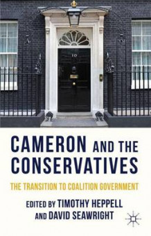 Cameron and the Conservatives (Innbundet)
