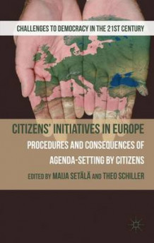 Citizen's Initiatives in Europe (Innbundet)