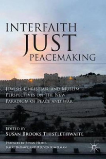 Interfaith Just Peacemaking (Innbundet)