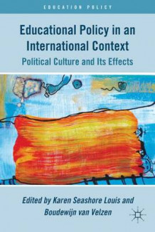 Educational Policy in an International Context (Innbundet)