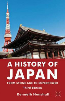 A History of Japan 2012 av Kenneth G. Henshall (Innbundet)