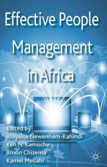 Effective People Management in Africa (Innbundet)