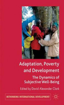 Adaptation, Poverty and Development (Innbundet)