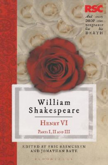 Henry: Part I, II and III av Eric Rasmussen, Jonathan Bate og William Shakespeare (Heftet)