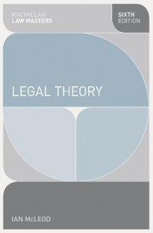 Legal Theory av Ian McLeod (Heftet)
