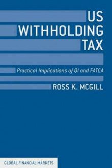 US Withholding Tax av R. McGill (Innbundet)