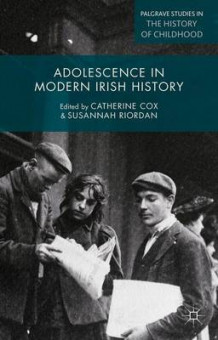 Adolescence in Modern Irish History 2015 (Innbundet)