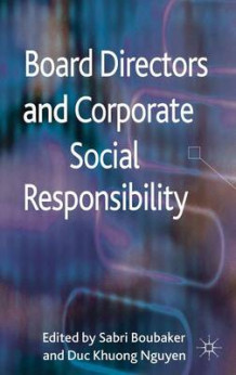 Board Directors and Corporate Social Responsibility (Innbundet)