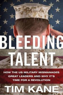 Bleeding Talent av Tim Kane (Innbundet)