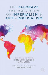 Omslag - The Palgrave Encyclopedia of Imperialism and Anti-Imperialism 2016