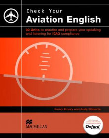 Test Your Aviation English av Henry Emery (Blandet mediaprodukt)