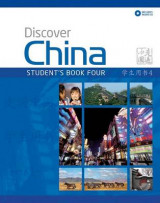 Omslag - Discover China Student's Book and Audio CD Pack Level Four