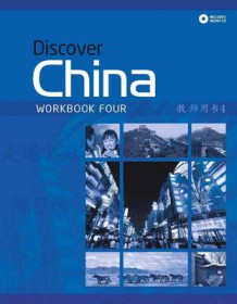Discover China Workbook + Audio CD Pack Level Four av D. Anqi (Blandet mediaprodukt)