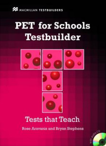 PET for Schools Testbuilder Student's Book with Audio CD av Rose Aravanis og B. Stephens (Blandet mediaprodukt)